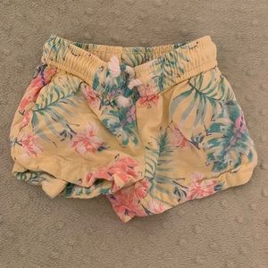 Adorable Girls Shorts 12 Month